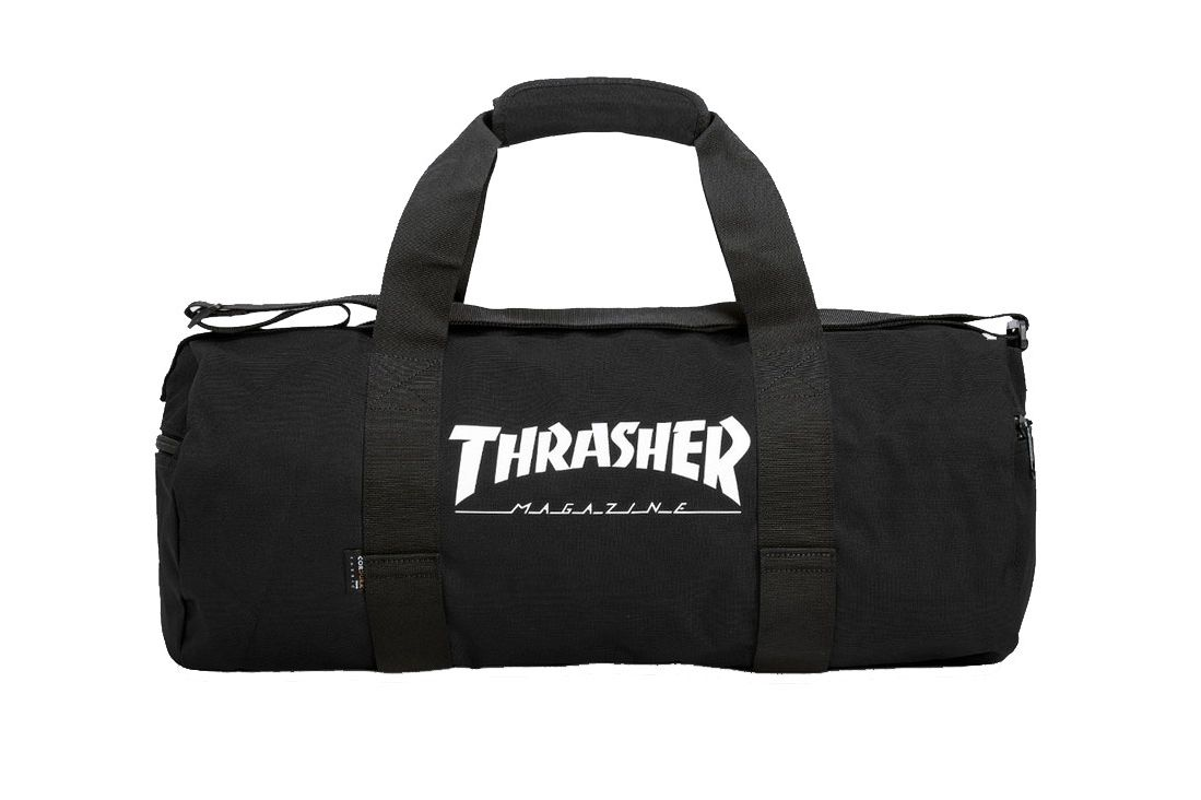 Thrasher Logo Roll Bag