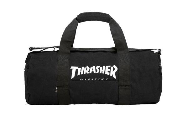 Thrasher Logo Roll Bag