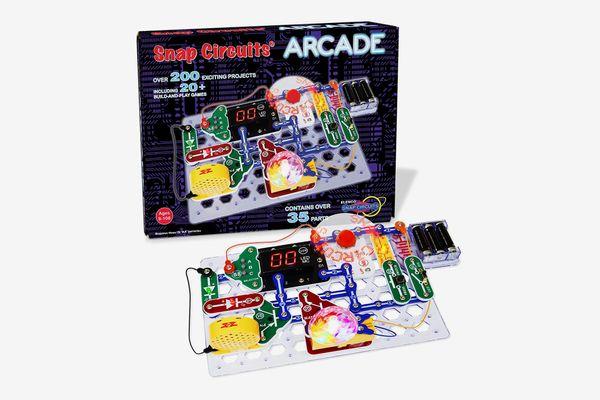 Snap Circuits Arcade Electronics Exploration Kit