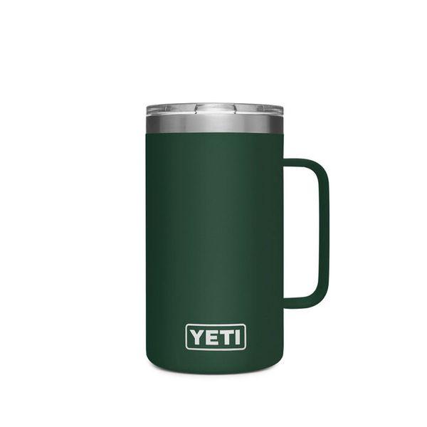 Yeti Rambler 24 Ounce Mug With Standard Lid