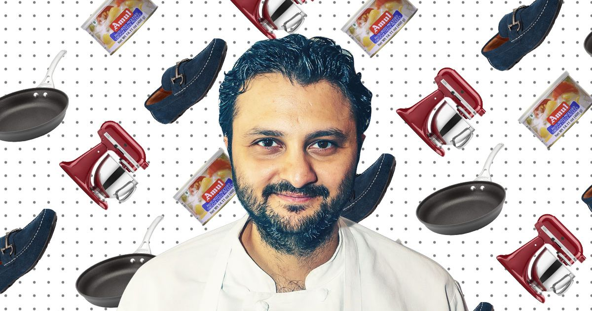 What Chef Chintan Pandya Can't Live Without