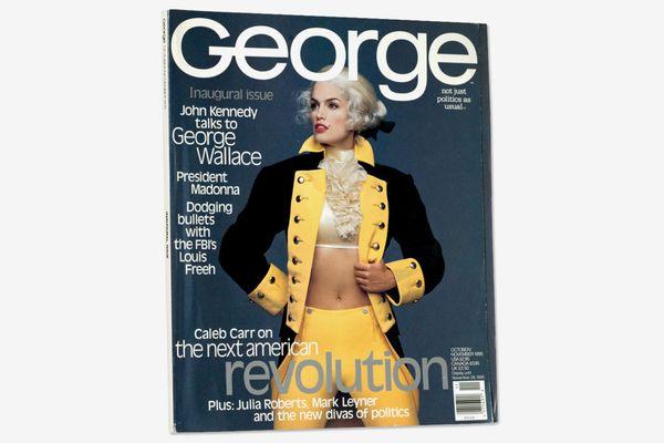 George, October-November 1996
