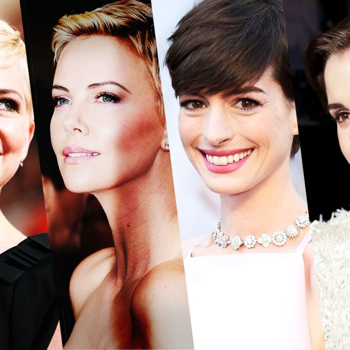 After Hathaway Stole Their Haircut Older Women Are Growing It Out