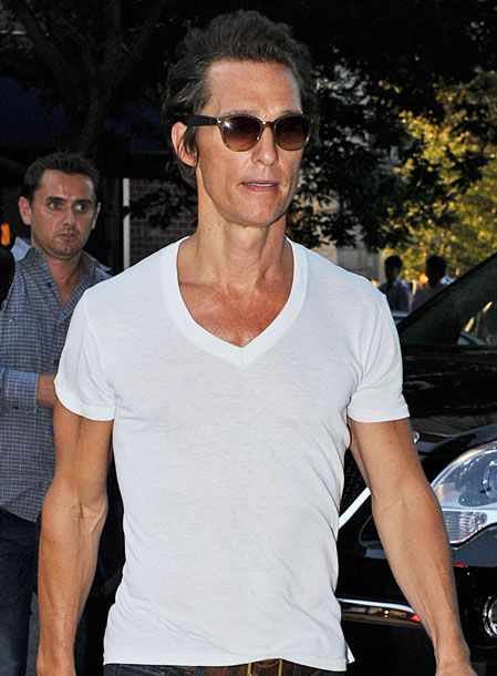 Matthew Mcconaughey In Sickness And In Health