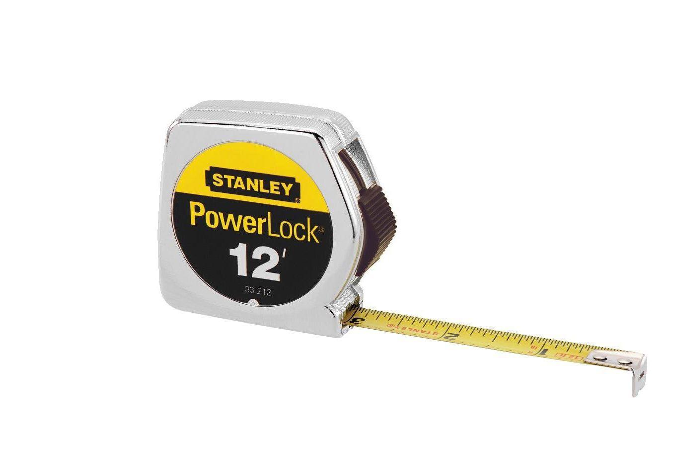Stanley PowerLock 12'