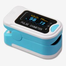 Contec OLED Portable Fingertip Pulse Oximeter