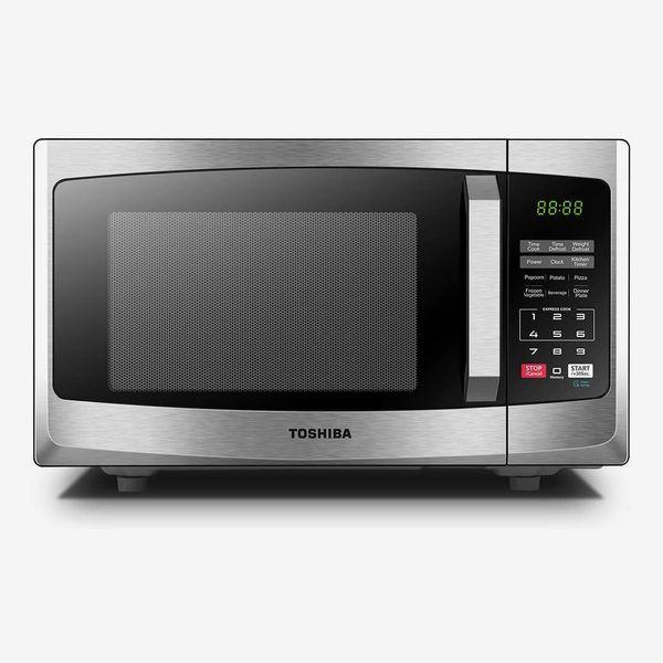 Toshiba Microwave Oven with Digital Display