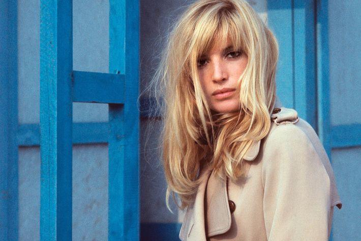 Monica Vitti, Italy, 1971.