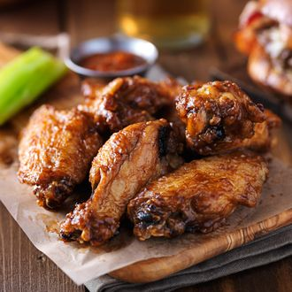 The Chicken Wing Has Become A Luxury Food
