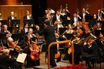 Alan Gilbert conducts the New York Philharmonic Orchestra.
