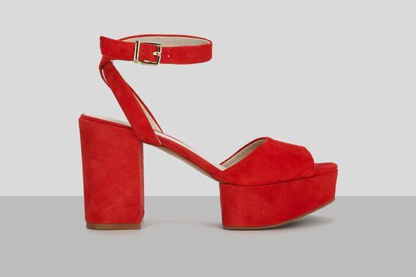 Kenneth Cole Platform Sandals