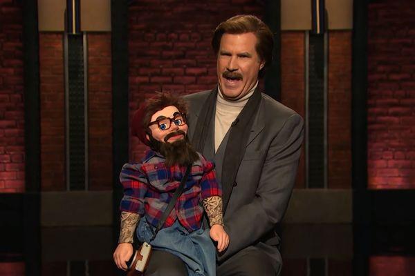 The Night Ron Burgundy Took Over Late-Night TV