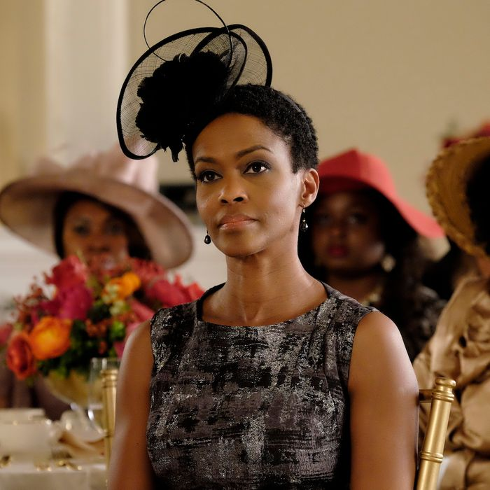 Kim Hawthorne as Kerissa.