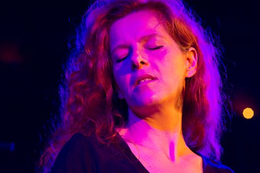 Neko Case Performs At Union Chapel In London