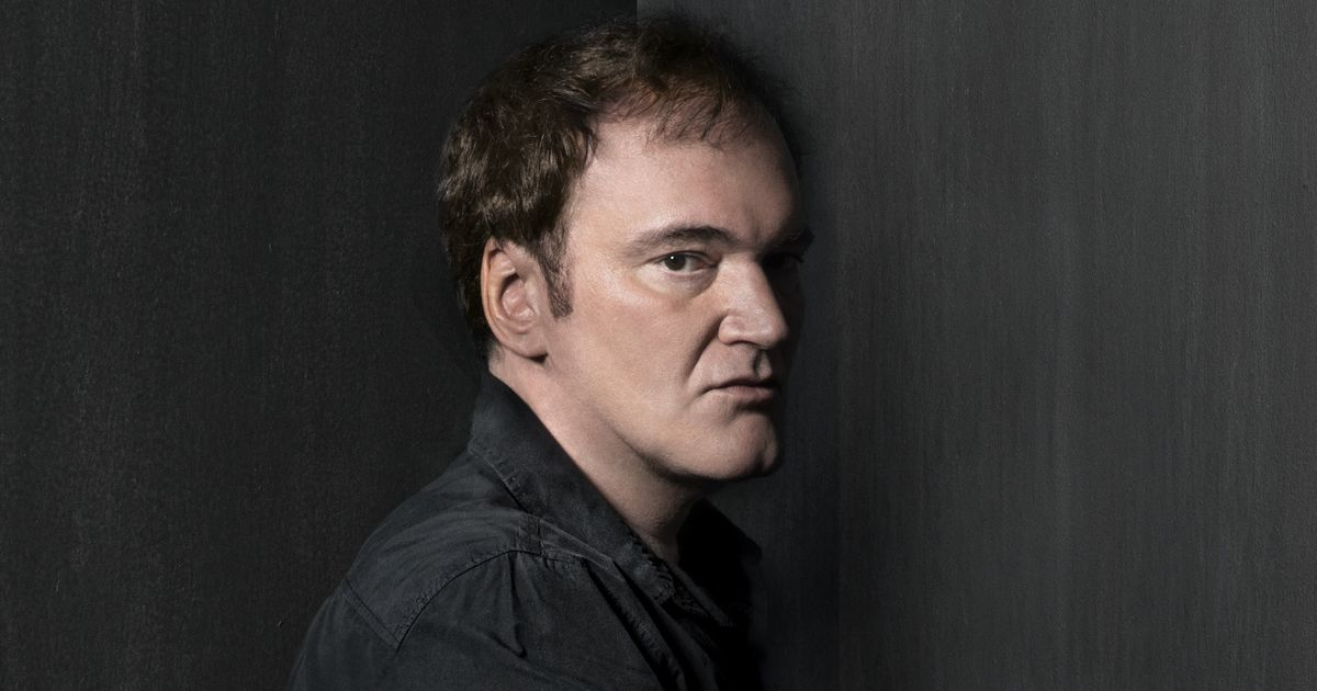In Conversation With Quentin Tarantino