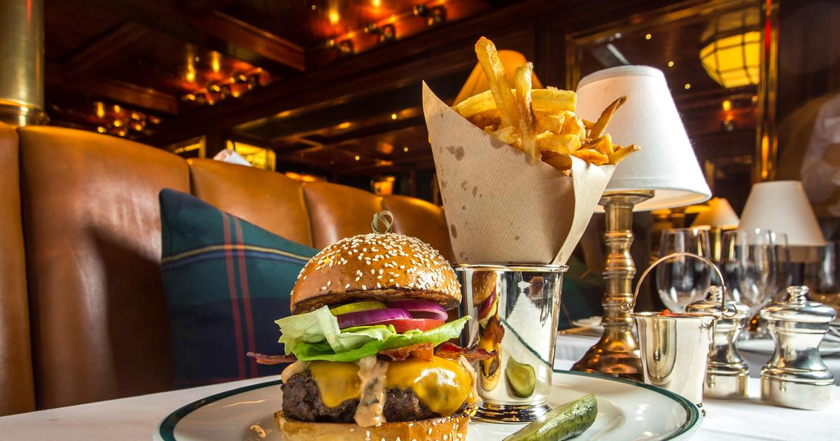 What To Eat At The Polo Bar Ralph Lauren S Swanky Spot For American Classics
