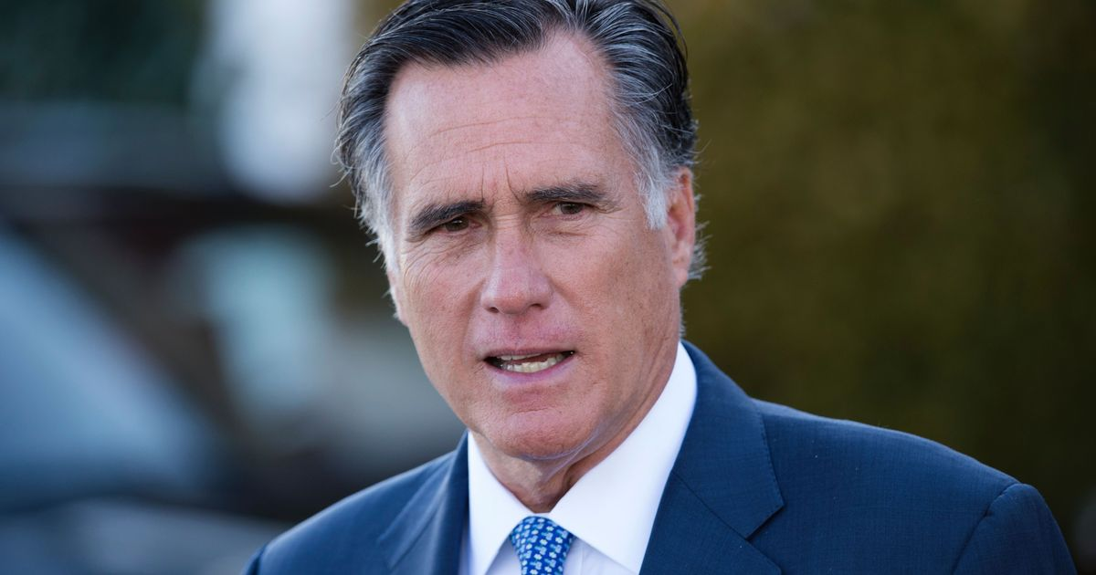 An Apology to Donald Trump From Mitt Romney