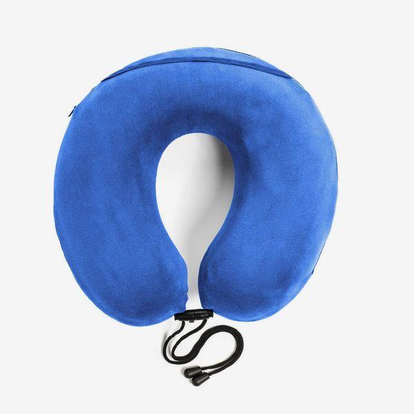 Travelrest — Therapeutic Memory Foam Travel & Neck Pillow