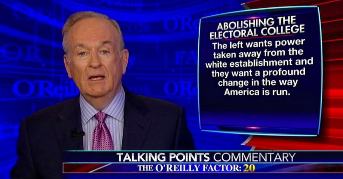Fox News Has Decided Bill O'Reilly Has to Go
