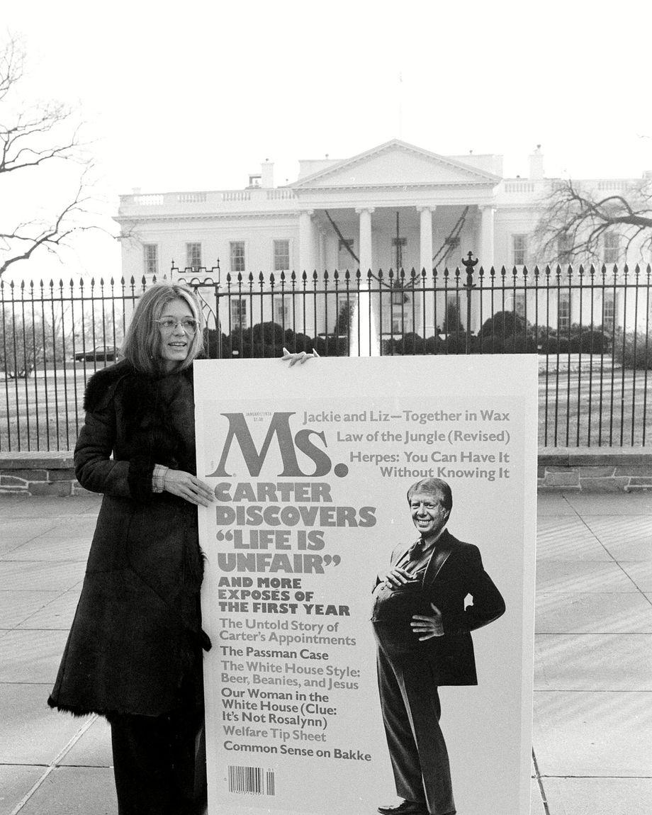 3ad8c3f7f5 Gloria Steinem's Ms. Magazine: An Oral History