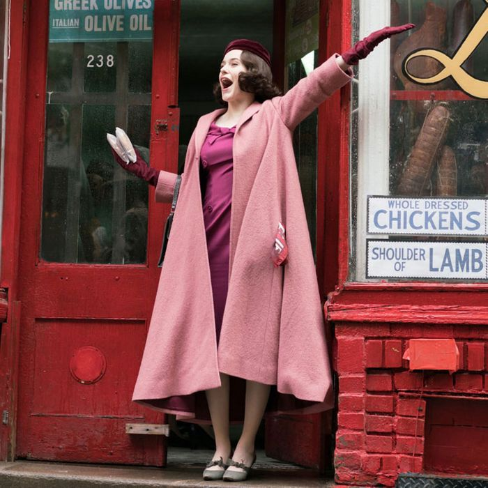c75edb6d51c The Marvelous Mrs. Maisel Has the Best Clothes on TV