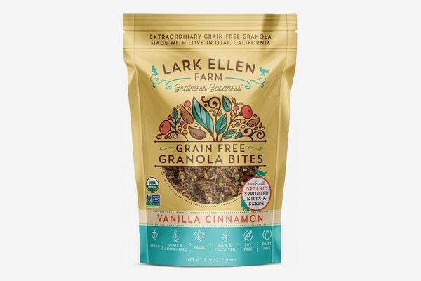 Lark Ellen Farm Grain Free Granola Bites, Vanilla Cinnamon