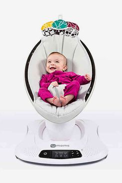 4moms mamaRoo Baby Swing and Rocker, Bluetooth Enabled