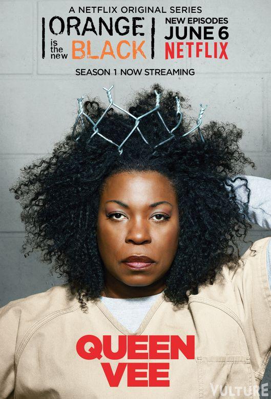 Orange Is The New Black Poster Season 2 OITNB Season 2 Posters...