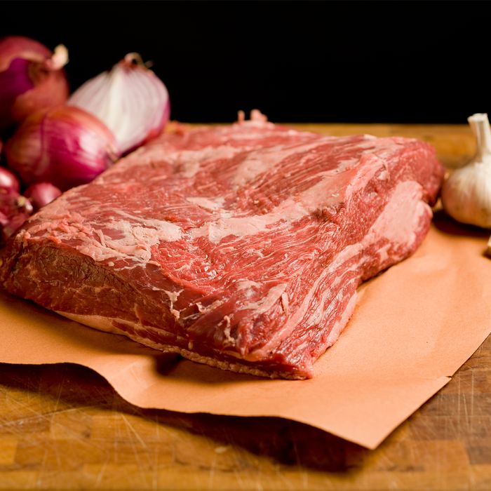 Now that's a cut of meat.