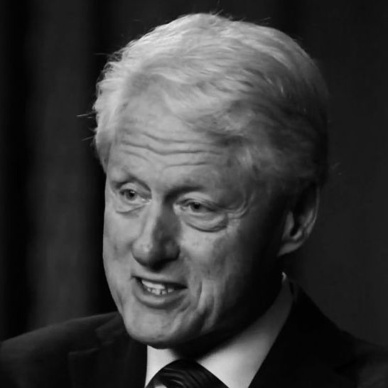 President Bill Clinton on Today.