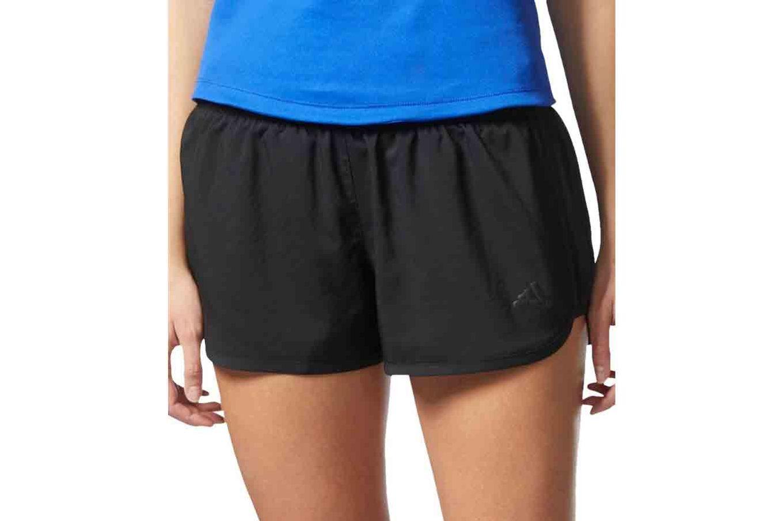 Adidas Solid Woven Running Shorts