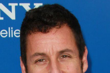 "WESTWOOD, CA - NOVEMBER 06:  Actor Adam Sandler attends the premiere of Columbia Pictures' ""Jack And Jill"" at the Regency Village Theatre on November 6, 2011 in Westwood, California.  (Photo by David Livingston/Getty Images)"