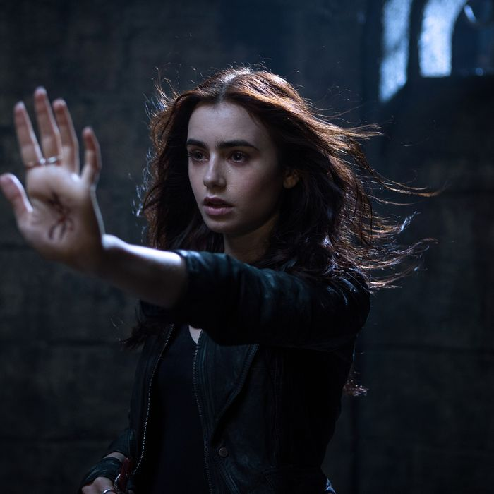 Ebiri On The Mortal Instruments City Of Bones Uninspired And