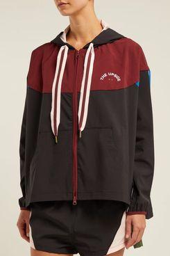 The Upside Ash Colour-Block Jacket