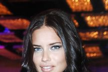 MIAMI BEACH, FL - MARCH 27:  Adriana Lima attends Brazil Foundation Gala at W South Beach on March 27, 2012 in Miami Beach, Florida.  (Photo by Gustavo Caballero/Getty Images for W South Beach)