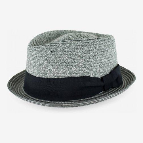 Hats in the Belfry Belfry Jace - Packable Toyo Braid Straw Pork Pie