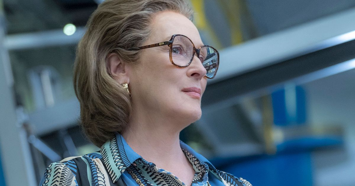 The Post Is a Perfectly Timed, Crackling Movie — and a Meryl Streep Showcase