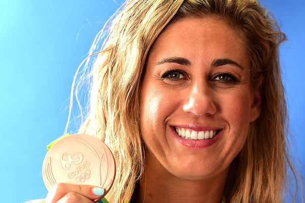 Volleyball Player April Ross on Meditation and Her Insanely Intense Olympic-Training Regimen