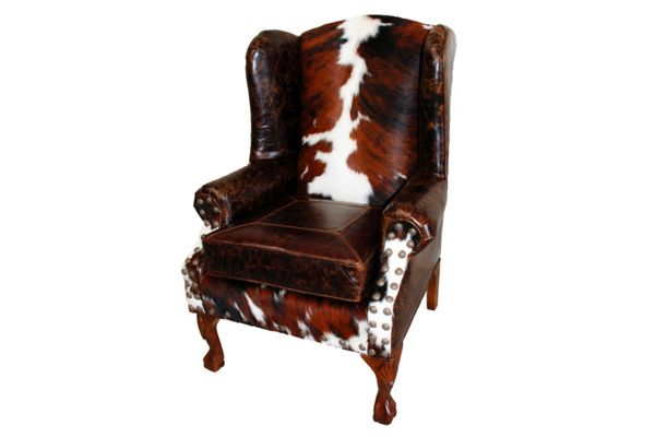 """Santa Fe"" Wing Back Chair"