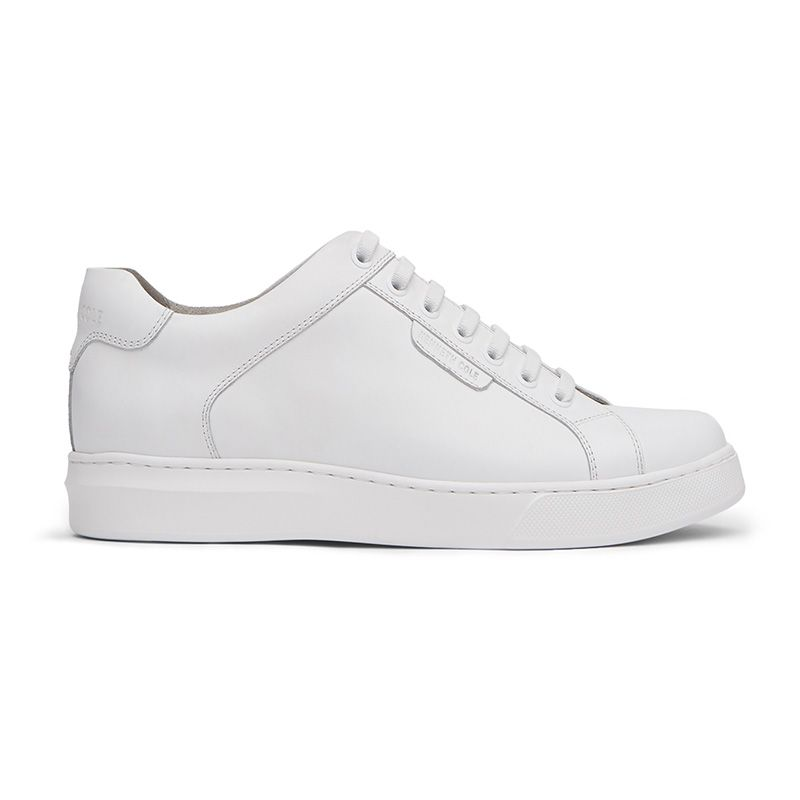 Liam Leather Sneaker with Techni-Cole