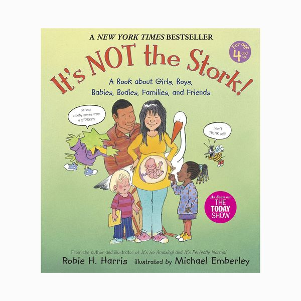It's Not the Stork by Robie H. Harris, illust. Michael Emberley