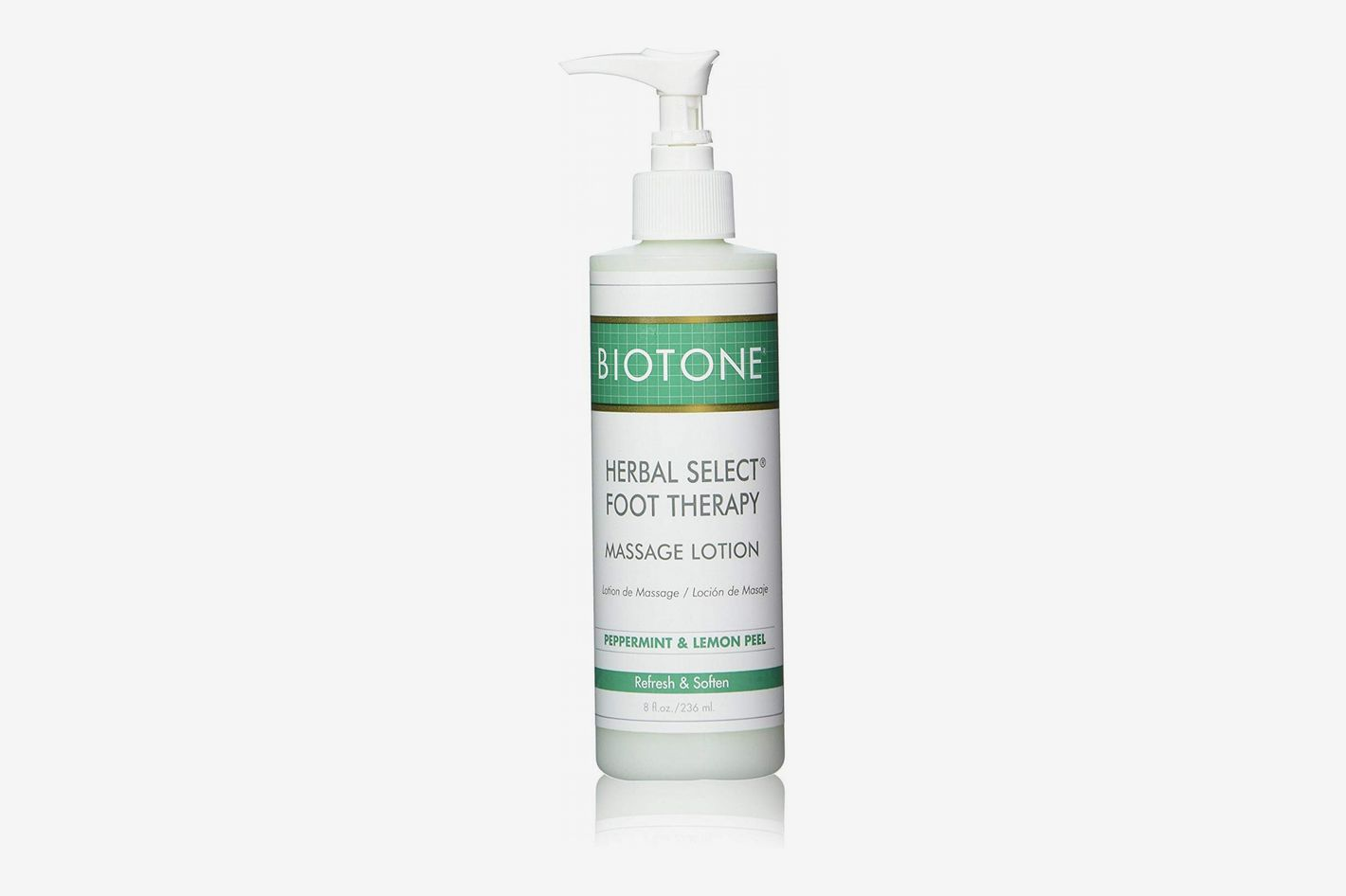 Biotone Herbal Select Foot Therapy Lotion