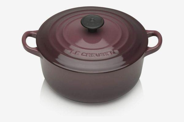 Le Creuset Round Casserole Oven 20cm Fig