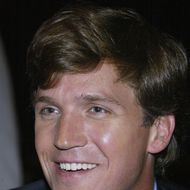 CENTURY CITY, CA - JULY 8:  Talk show host Tucker Carlson attends the Television Critics Association Press Tour at the Westin Century Plaza Hotel on July 8, 2004 in Century City, California.  (Photo by Frederick M. Brown/Getty Images). *** Local Caption *** Tucker Carlson