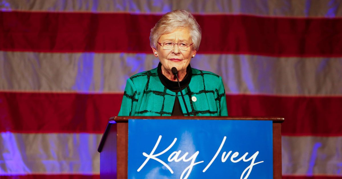 Alabama Governor Kay Ivey Apologizes for Appearing Blackface Skit in College