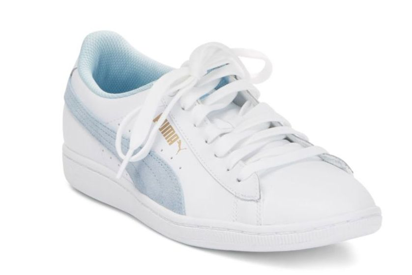 Puma Vikky Leather Sneakers
