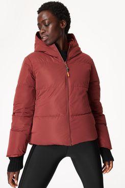 Sweaty Betty Switch Reversible Puffer Jacket