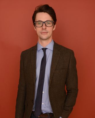 PARK CITY, UT - JANUARY 21: Actor Matthew Goode poses for a portrait during the 2013 Sundance Film Festival at the Getty Images Portrait Studio at Village at the Lift on January 21, 2013 in Park City, Utah. (Photo by Larry Busacca/Getty Images)