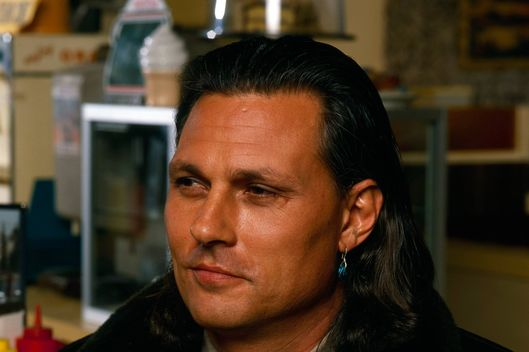 TWIN PEAKS - Gallery - Shoot Date: November 29, 1989. (Photo by ABC Photo Archives/ABC via Getty Images) MICHAEL HORSE