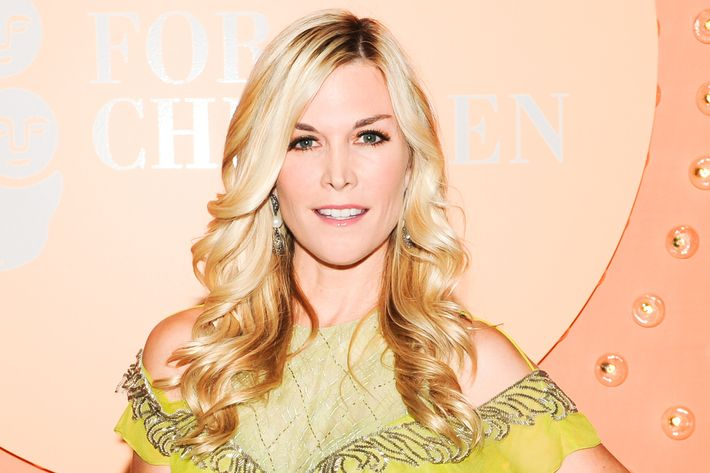 It's Tinsley Mortimer!